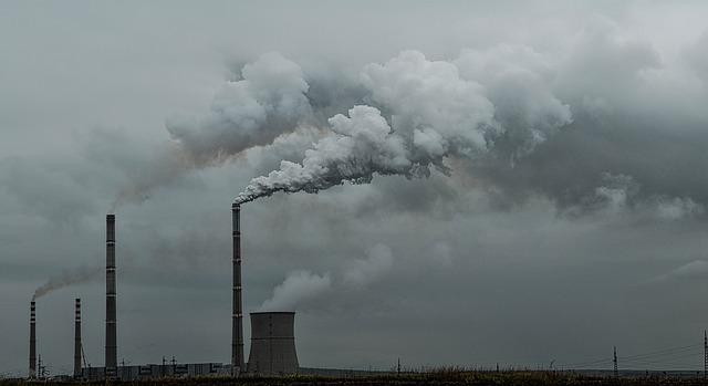 Smog i jego konsekwencje.