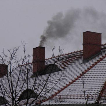"""Konkurs plastyczny pt. """"NIE dla smogu w mojej miejscowości""""."""