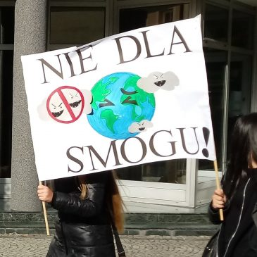 """UWAGA! Zmiana terminu konkursu pt. """"Współczesna misja to mniejsza niska emisja. NIE dla SMOGU""""."""